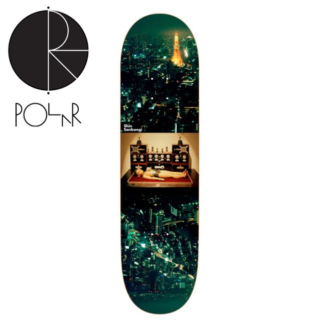 POLAR SKATE CO. (ポーラースケート)  SHIN SANBONGI ASTRO BOY (8.25inch)   【POLAR SKATE CO. POLAR ポーラースケート ポーラー