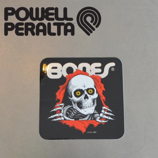 POWELL PERALTA (パウエルペラルタ) POWELL PERALTA STICKER RIPPER BUMPER 【パウエルペラルタ】【スケートボード 】【スケボー】