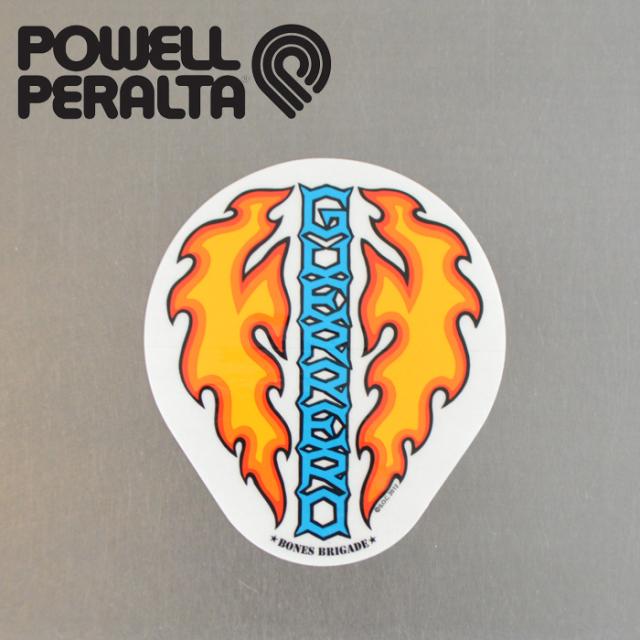 POWELL PERALTA (パウエルペラルタ) POWELL PERALTA STICKER LTD STICKER TOMMY GUERRERO 【パウエルペラルタ】【スケートボード