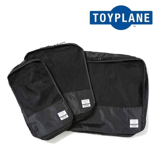 TOYPLANE(トイプレーン) ESCAPE PACKING CUBE SET 【2019SPRING先行予約】【キャンセル不可】 【TP19-HAC08】