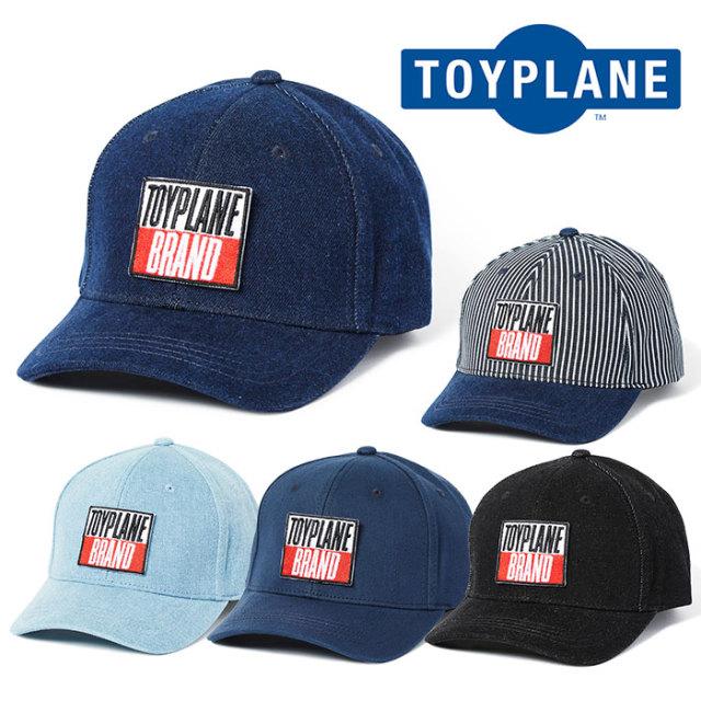 TOYPLANE(トイプレーン) PSYCHO KILLER CAP 【2019SPRING先行予約】【キャンセル不可】 【TP19-HCP03】【キャップ】