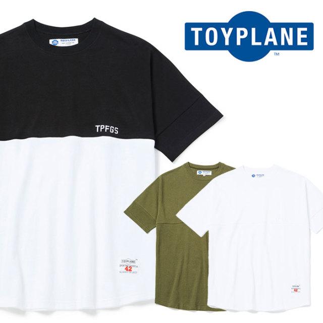 TOYPLANE(トイプレーン) S/S WIZE TEE 【2019SPRING先行予約】【キャンセル不可】 【TP19-HCS04】【Tシャツ】