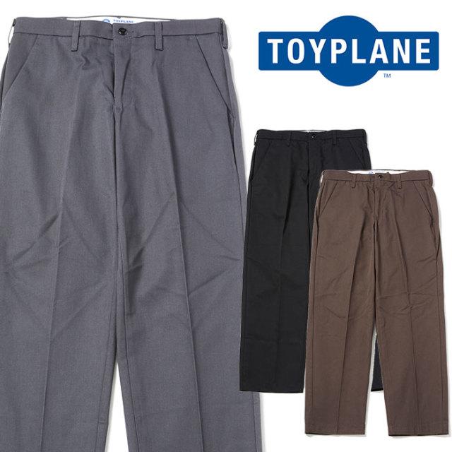 TOYPLANE(トイプレーン) WORK PANTS(TOYPLANExREDCAP) 【2019SPRING先行予約】【キャンセル不可】 【TP19-HPT02】【パンツ】