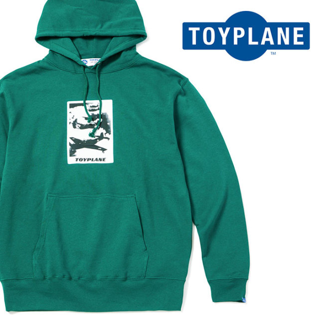 TOYPLANE(トイプレーン) ZERO HOODIE 【2019SPRING先行予約】【キャンセル不可】 【TP19-HSW06】【パーカー】