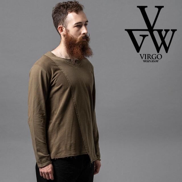 VIRGO ヴァルゴ バルゴ DASHIKI CRUST 【カットソー】【VG-CUT-410】【2020AUTUMN&WINTER先行予約】【キャンセル不可】【VIRGOwear