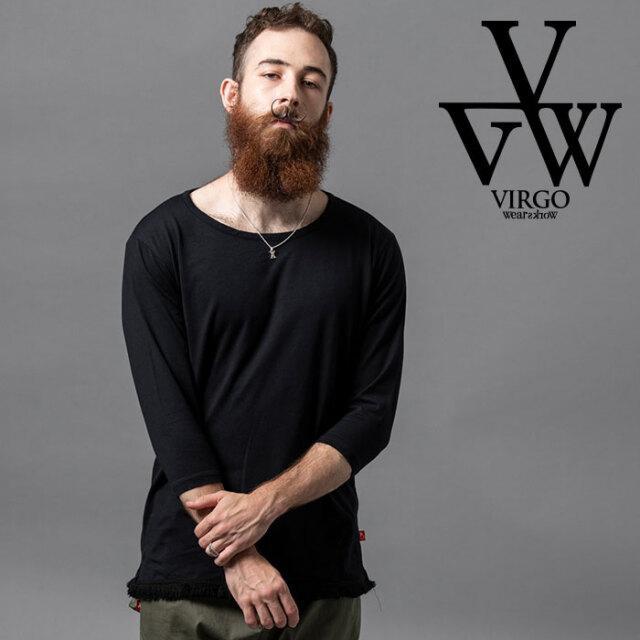 VIRGO ヴァルゴ バルゴ PERFECTION FRINGE 【カットソー】【VG-CUT-411】【2020AUTUMN&WINTER先行予約】【キャンセル不可】【VIRGO