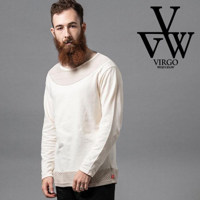 VIRGO ヴァルゴ バルゴ NATIVE CHANGE CUT 【カットソー】【VG-CUT-414】【2020AUTUMN&WINTER先行予約】【キャンセル不可】【VIRGO