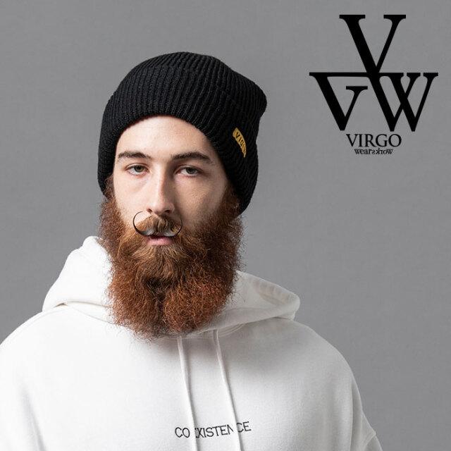 VIRGO ヴァルゴ バルゴ V.G.W BOX KNIT CAP 【ニットキャップ】【VG-GD-638】【2020AUTUMN&WINTER先行予約】【キャンセル不可】【V