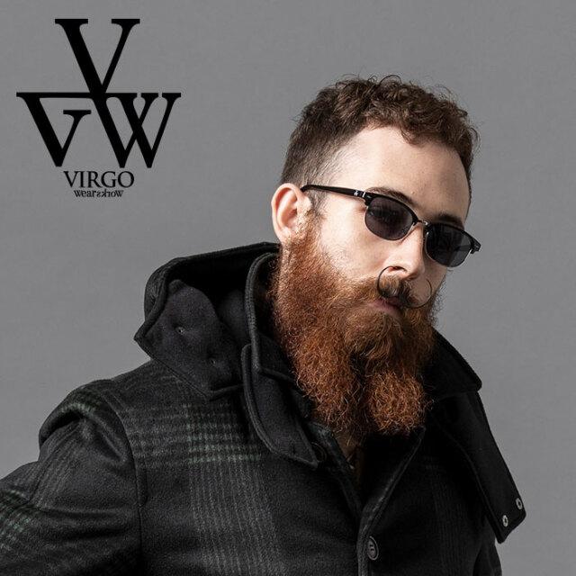 VIRGO ヴァルゴ バルゴ SOLID BLOW 【サングラス】【VG-GD-639】【2020AUTUMN&WINTER先行予約】【キャンセル不可】【VIRGOwearwork