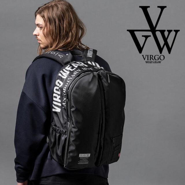 VIRGO ヴァルゴ バルゴ STRIKINGS BACK PACK 【バックパック リュック】【VG-GD-642】【2020AUTUMN&WINTER新作】【VIRGOwearworks