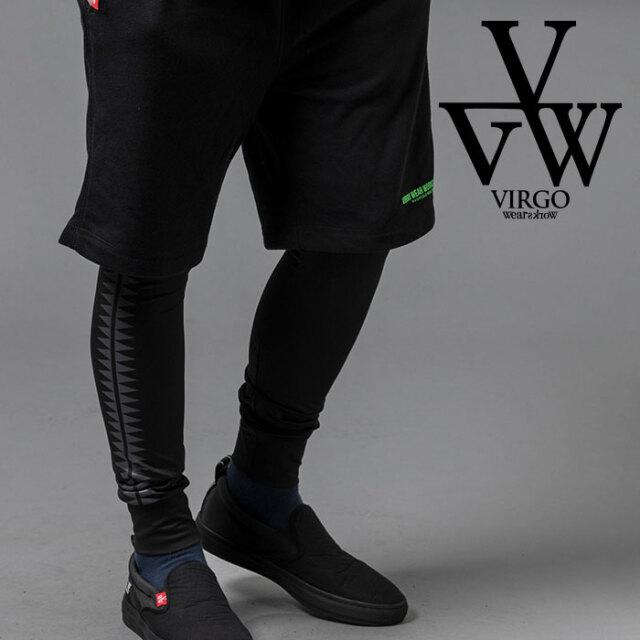 VIRGO ヴァルゴ バルゴ VGW LEGGINGS 【レギンス】【VG-GD-646】【2020AUTUMN&WINTER先行予約】【キャンセル不可】【VIRGOwearwork