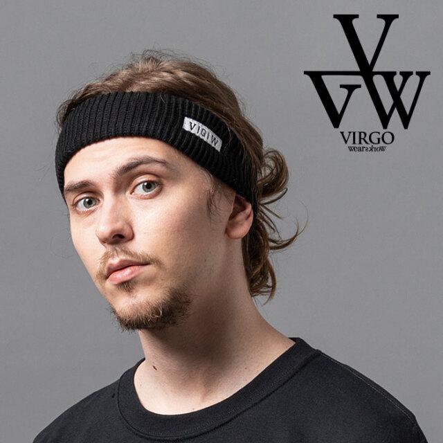 VIRGO ヴァルゴ バルゴ KM BAND 【ヘアバンド】【VG-GD-649】【2020AUTUMN&WINTER先行予約】【キャンセル不可】【VIRGOwearworks】