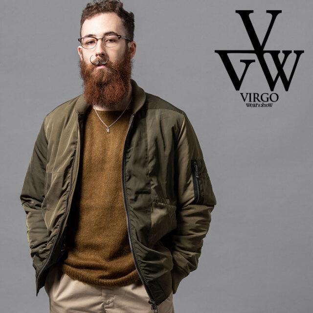 VIRGO ヴァルゴ バルゴ COMPOSITION VA1 【ジャケット】【VG-JKT-328】【2020AUTUMN&WINTER先行予約】【キャンセル不可】【VIRGOwe