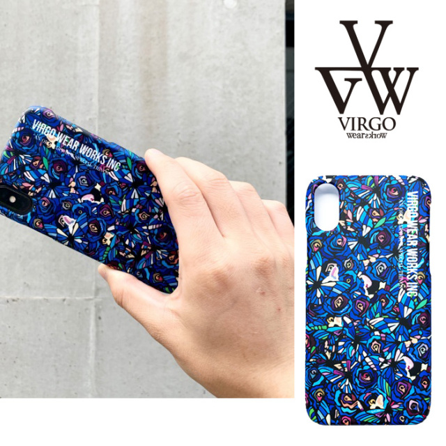 VIRGO ヴァルゴ バルゴ LOABT iPhone Case 【i phoneケース】【VG-PL-730】【2020AUTUMN&WINTER新作】【VIRGOwearworks】