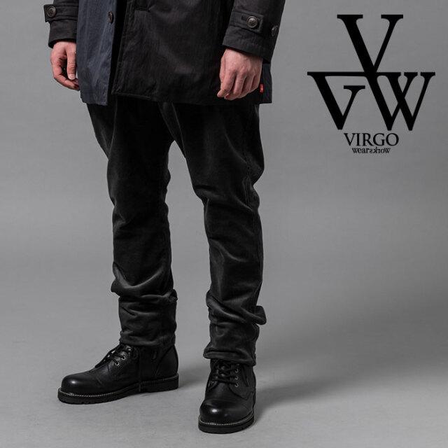 VIRGO ヴァルゴ バルゴ NINJAS CORDUROY 【サルエルパンツ】【VG-PT-334】【2020AUTUMN&WINTER先行予約】【キャンセル不可】【VIRG