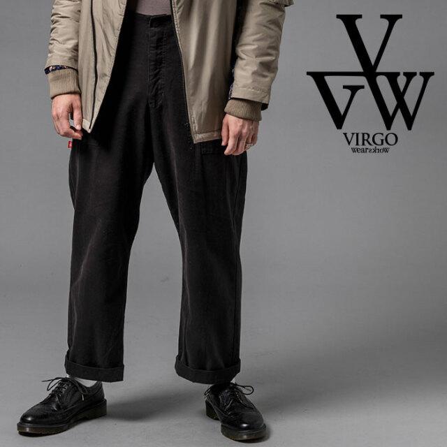 VIRGO ヴァルゴ バルゴ FARMER HANG PANTS 【サスペンダーパンツ】【VG-PT-337】【2020AUTUMN&WINTER先行予約】【キャンセル不可】