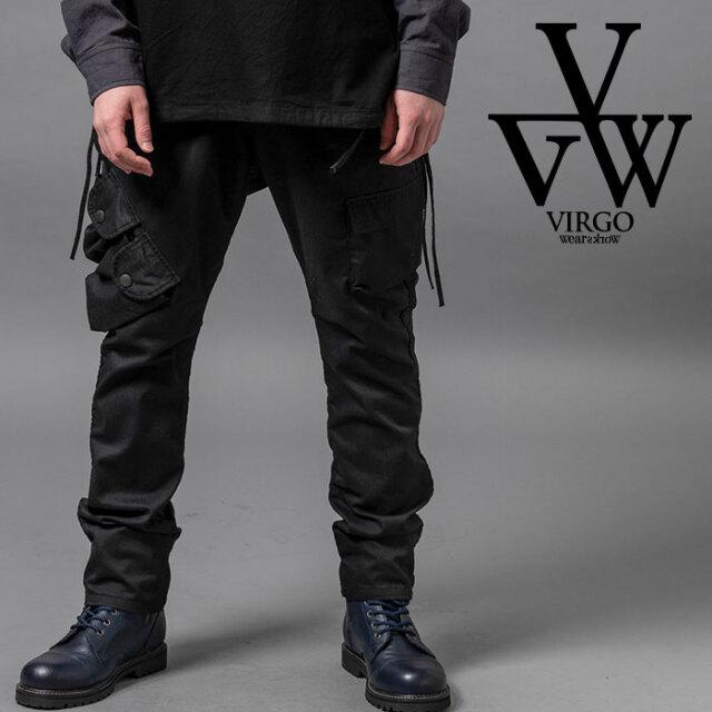 VIRGO ヴァルゴ バルゴ BAGGY-D CARGO 20「CLASSIC LINE」 【パンツ】【VG-PT-338】【2020AUTUMN&WINTER新作】【VIRGOwearworks】
