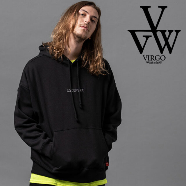 VIRGO ヴァルゴ バルゴ COEX BIG HOODIE 【パーカー】【VG-SWT-128】【2020AUTUMN&WINTER先行予約】【キャンセル不可】【VIRGOwear