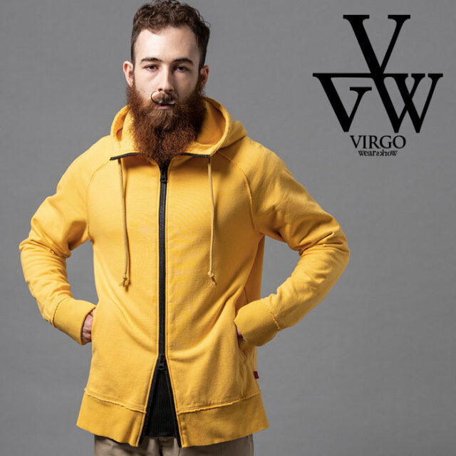 VIRGO ヴァルゴ バルゴ MONSTER ZIP REVENGE 【パーカー】【VG-SWT-130】【2020AUTUMN&WINTER新作】【VIRGOwearworks】