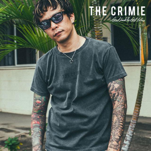【SALE30%OFF】 CRIMIE(クライミー) VINTAGE LOGO T-SHIRT 【2019SUMMER新作】【セール】 【CR01-01K3-TE02】【Tシャツ】