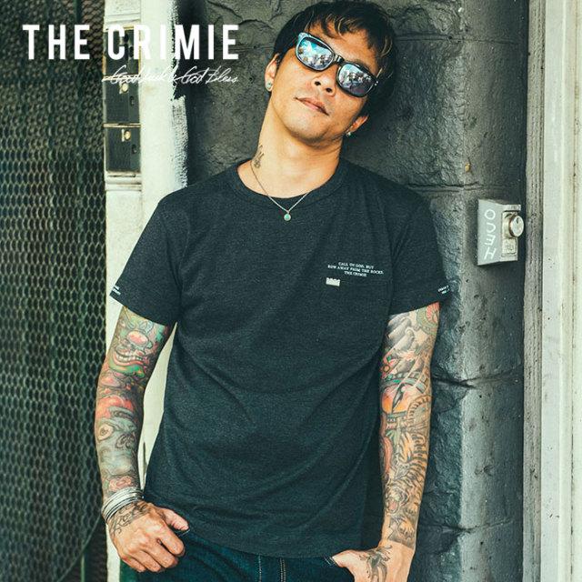 CRIMIE(クライミー) VINTAGE POCKET T-SHIRT 【2019SUMMER先行予約】 【キャンセル不可】【CR01-01K3-CS05】【Tシャツ】