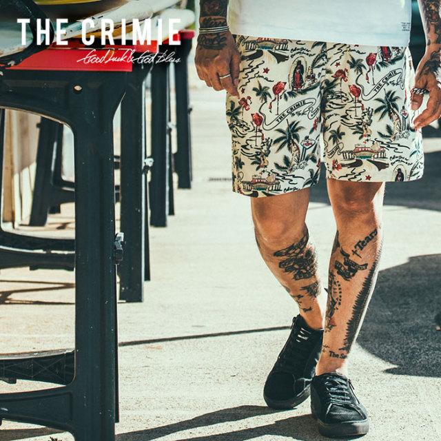 CRIMIE(クライミー) ALOHA SHORTS 【2019SUMMER先行予約】 【キャンセル不可】【CR01-01K3-PT01】【ショーツ】