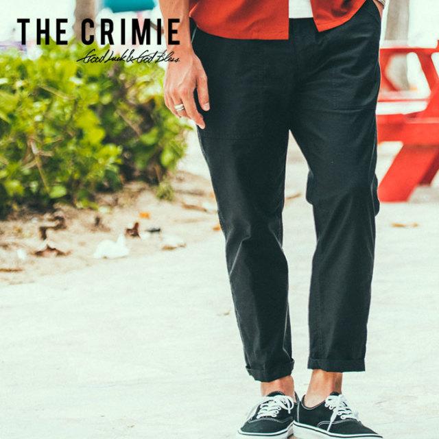 CRIMIE(クライミー) JOE MILITALY BAKER PANTS 【2019SUMMER新作】【送料無料】 【CR01-01K3-PT02】【ベイカーパンツ ズボン】