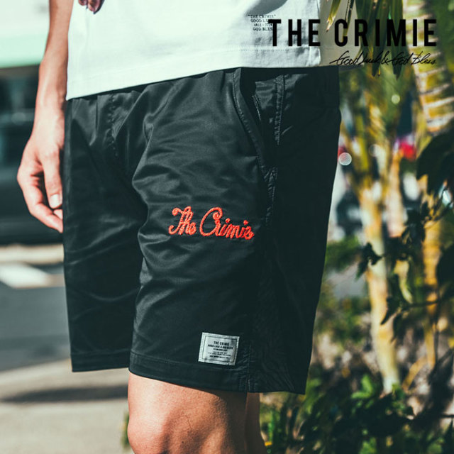 【SALE30%OFF】 CRIMIE(クライミー) SWIM AND TOWN TIGER SHORTS 【2019SUMMER新作】【送料無料】 【CR01-01K3-PT03】【ショート