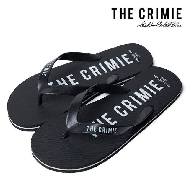CRIMIE(クライミー) BEACH SANDAL 【2019SUMMER新作】 【CR01-01K3-SB01】【ビーチサンダル】