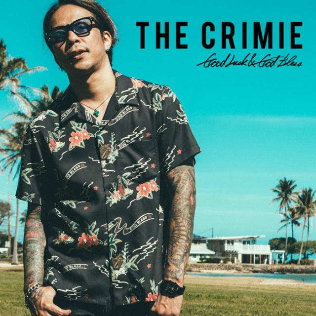 【SALE30%OFF】 CRIMIE(クライミー) CR ALOHA SHIRT 【2019SUMMER新作】【送料無料】【セール】 【CR01-01K3-SH02A】【アロハ シ