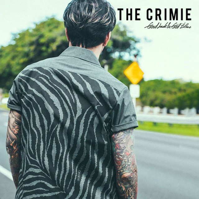 CRIMIE(クライミー) CHAMBRAY TIGER SHIRT 【2019SUMMER先行予約】 【キャンセル不可】【CR01-01K3-SH06】【シャツ】