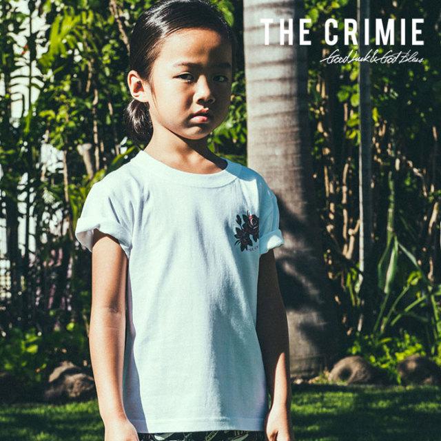 CRIMIE(クライミー) KIDS ROSE T-SHIRT 【2019SUMMER先行予約】 【キャンセル不可】【CR03-01K3-TE02】【キッズTシャツ】