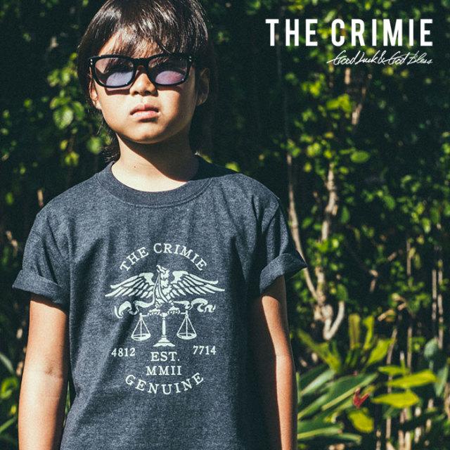CRIMIE(クライミー) KIDS EAGLE T-SHIRT 【2019SUMMER先行予約】 【キャンセル不可】【CR03-01K3-TE03】【キッズTシャツ】