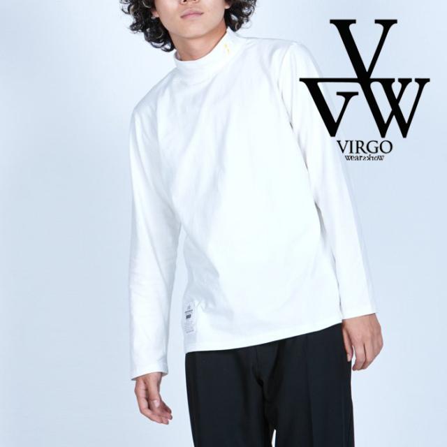 VIRGO ヴァルゴ バルゴ  TY MOCK NECK 【カットソー】【VG-CUT-438】【2021AUTUMN&WINTER先行予約】【キャンセル不可】【VIRGOwear