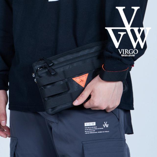VIRGO ヴァルゴ バルゴ  RECONNAISSANCE UNIT BAG 【バッグ】【VG-GD-679】【2021AUTUMN&WINTER先行予約】【キャンセル不可】【VIR