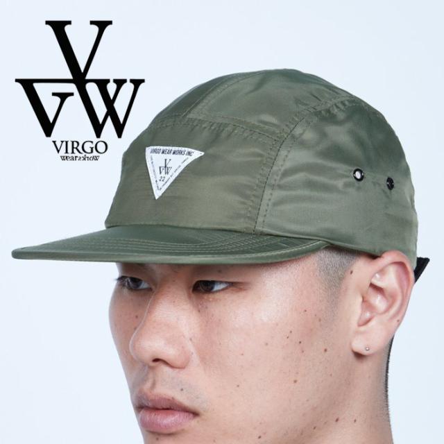 VIRGO ヴァルゴ バルゴ  VGW UNIT CAP 【キャップ】【VG-GD-683】【2021AUTUMN&WINTER先行予約】【キャンセル不可】【VIRGOwearwor