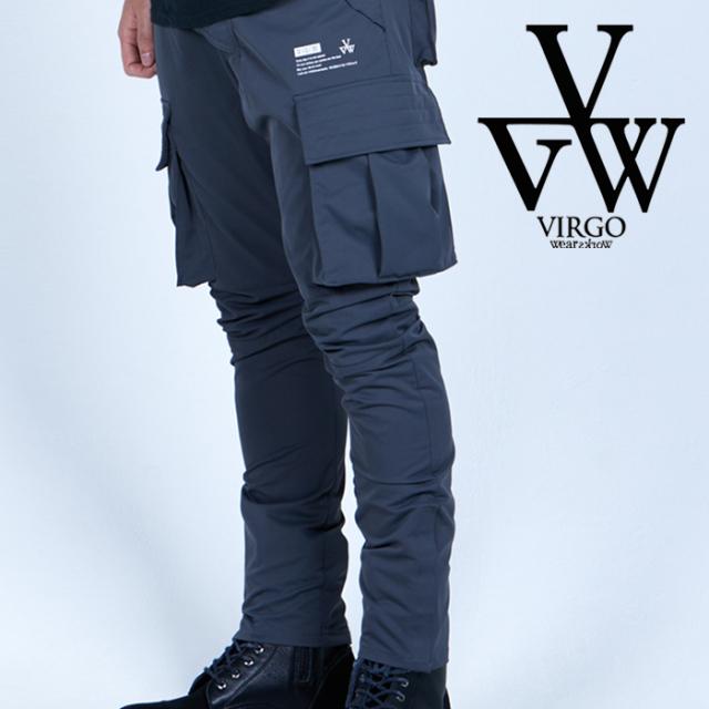 VIRGO ヴァルゴ バルゴ  NEW GRAPING CARGO PANTS 【カーゴパンツ】【VG-PT-360】【2021AUTUMN&WINTER先行予約】【キャンセル不可