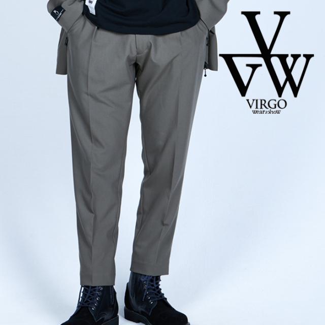 VIRGO ヴァルゴ バルゴ  VG SLACKS 【スラックス】【VG-PT-361】【2021AUTUMN&WINTER先行予約】【キャンセル不可】【VIRGOwearwork