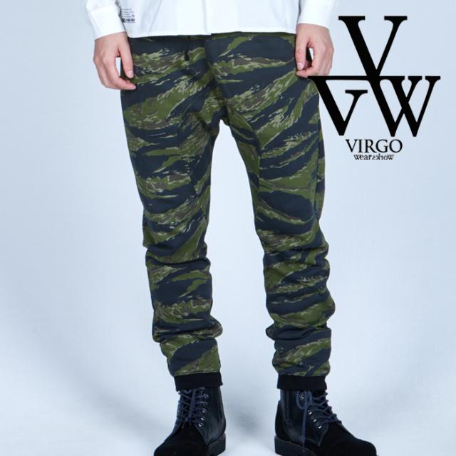 VIRGO ヴァルゴ バルゴ  VG CAMO SWT PANT 【スウェットパンツ】【VG-PT-363】【2021AUTUMN&WINTER先行予約】【キャンセル不可】【