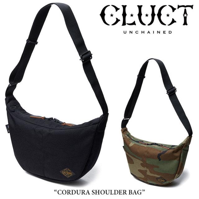 CLUCT(クラクト) CORDURA SHOULDER BAG 【2018AUTUMN新作】【送料無料】 【ショルダーバッグ】【#02840】