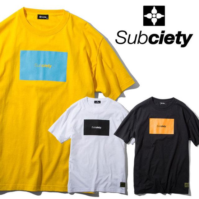 SUBCIETY(サブサエティ) RATIO S/S 【2019SPRING先行予約】 【キャンセル不可】【108-40079】