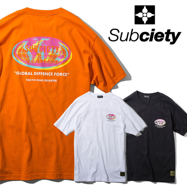 SUBCIETY(サブサエティ) HQ S/S 【2019SPRING先行予約】 【キャンセル不可】【108-40378】