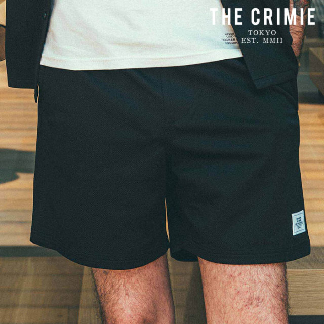 CRIMIE(クライミー) STRETCH BIG TWIL LEX SHORTS 【ストレッチ ショートパンツ 短パン】【ブラック ネイビー アメカジ ミリタリー