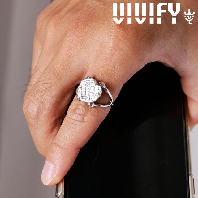VIVIFY(ヴィヴィファイ)(ビビファイ) Ancient Coin Arm Ring 【VIVIFY リング】【VFR-138】【オーダーメイド ハンドメイド 受注生
