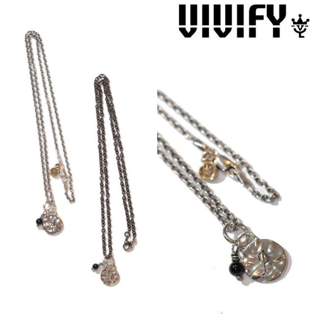 VIVIFY(ヴィヴィファイ)(ビビファイ)  Alphabet VIVIFY Coin Top w/birthstone 【オーダーメイド 受注生産】【キャンセル不可】