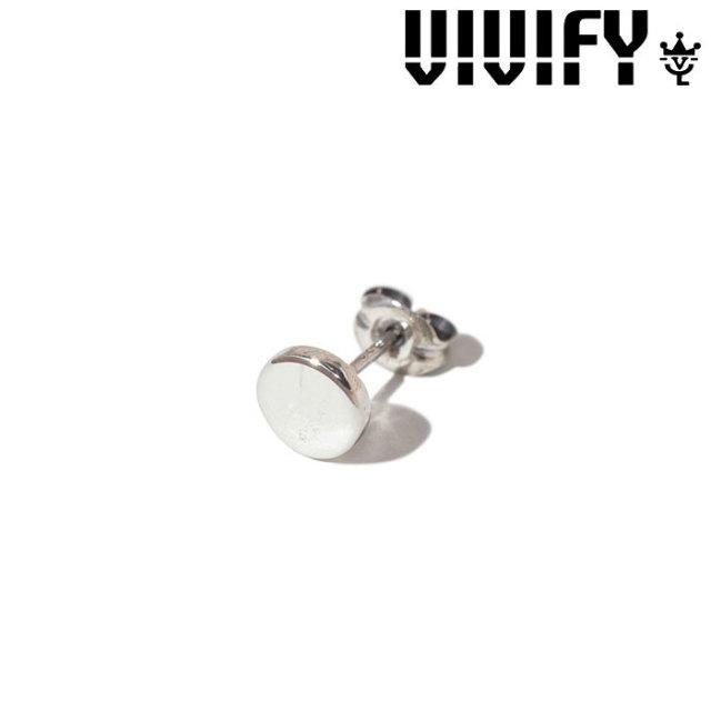 VIVIFY(ヴィヴィファイ)(ビビファイ)  Circle Pierce 【オーダーメイド受注生産】 【キャンセル不可】 【職人の完全手作業による