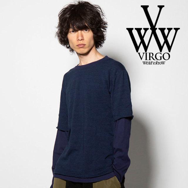 VIRGO(ヴァルゴ) UPSTREAMS 【2018FALL/WINTER先行予約】 【VG-CUT-374】【キャンセル不可】