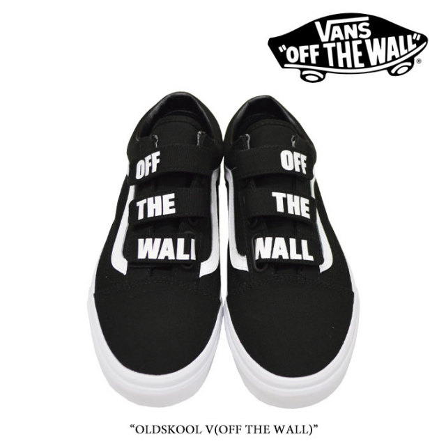 【VANS(バンズ)】 OLDSKOOL V(OFF THE WALL) 【即発送可能】 【VANS スニーカー】 【VN0A3D29R2P】