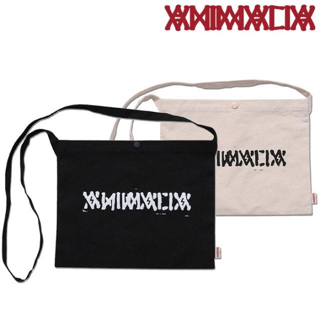 ANIMALIA(アニマリア) Musette Bag #001 【2018AUTUMN/WINTER先行予約】 【キャンセル不可】【AN18A-AC03】