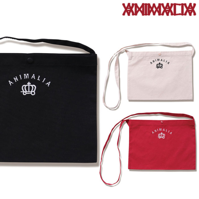 ANIMALIA(アニマリア) MUSETTE BAG #002  : ROYAL RUSTIC 【2019SPRING先行予約】 【キャンセル不可】【AN19S-AC07】